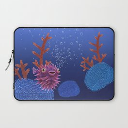 Balloon fish Laptop Sleeve