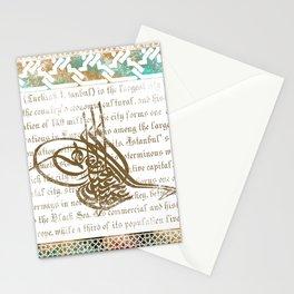 OTTOMAN Stationery Cards