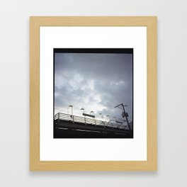this is ray Framed Art Print