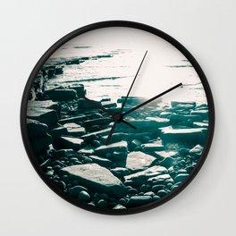 Jurassic Bay Wall Clock