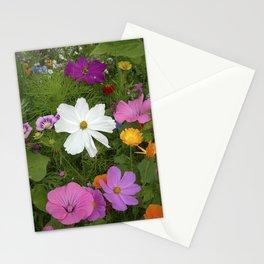 flower garden II Stationery Cards
