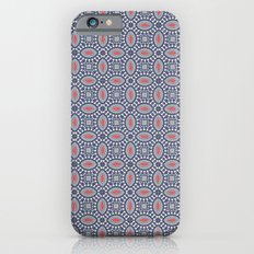 Pool Parlor Pattern iPhone 6s Slim Case