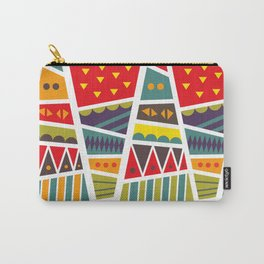 pyramids up and down Carry-All Pouch