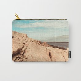 Between Earth and Sky - Travel photography - New England landscape - Maine coast Carry-All Pouch