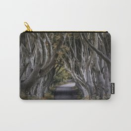 Dark Hedges Alley Carry-All Pouch