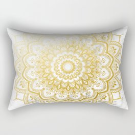 Pleasure Gold Rectangular Pillow