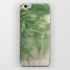 the forest dreams iPhone & iPod Skin