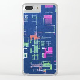 Copan Clear iPhone Case