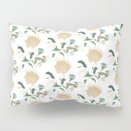Ginkgo Floral Pillow Sham