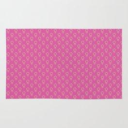 Fearless Female Pink Rug