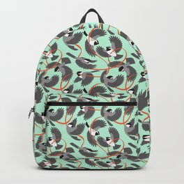 Chickadees with Ribbon Backpack