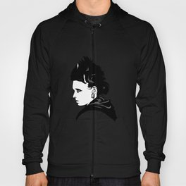Portrait of Lisbeth Salander Hoody