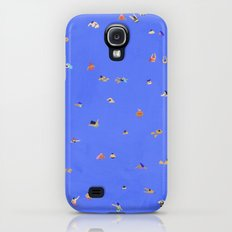 Electric blue Galaxy S4 Slim Case