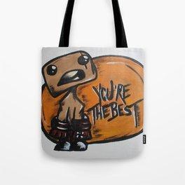 Mugshots: Dudley Tote Bag