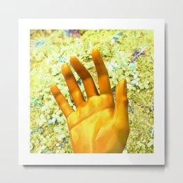 Midas Touch Metal Print