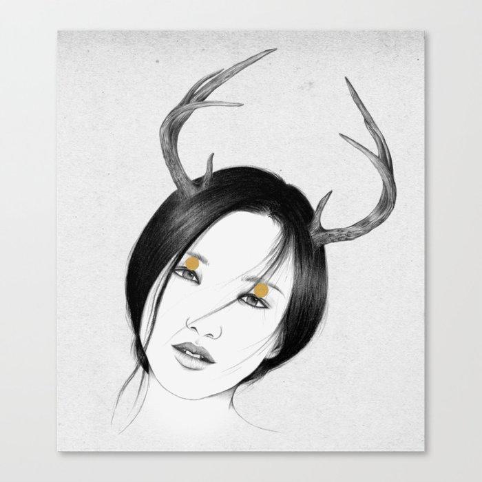 Cirque V Canvas Print