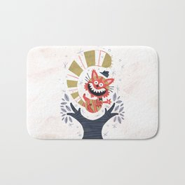 Cheshire Cat - Alice in Wonderland Bath Mat