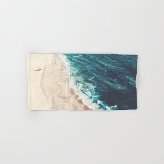 Beach Nazare Hand & Bath Towel