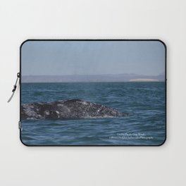 Cecilia, Pacific Gray Whale, Laptop Sleeve