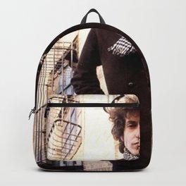 young bob dylan blonde full tour 2020 kentut Backpack