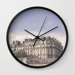 On the Island Wall Clock