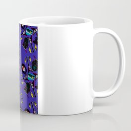 pop pattern_heavy metal Coffee Mug