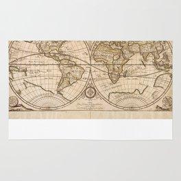Old Maps Rug
