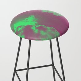 Radiant Clouds Bar Stool