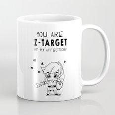 Z-Target of My Affection Mug