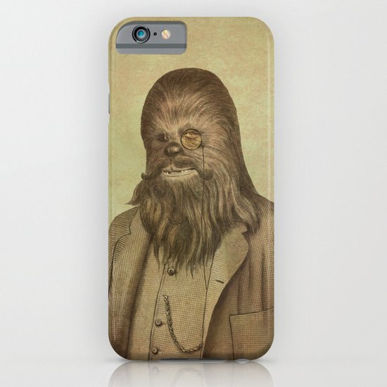 Chancellor Chewman - square format iPhone & iPod Case