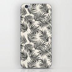Pam Leaves iPhone & iPod Skin