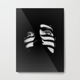 Do you see me? Metal Print