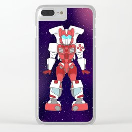 First Aid S1 Clear iPhone Case