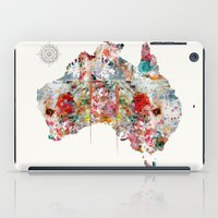 australia iPad Cases featuring Australia by bri.buckley