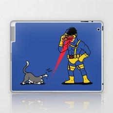 Cats & Lasers Laptop & iPad Skin