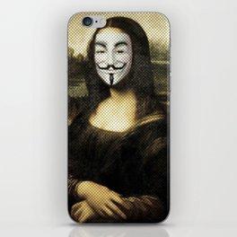 MONADETTA iPhone Skin