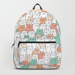Cat party Backpack