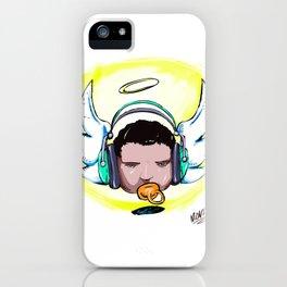 KAI ANGEL PRINT iPhone Case