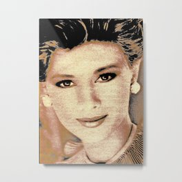 1983 BABE Metal Print