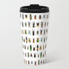 Magnificent Beetles Travel Mug