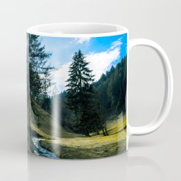 Fields of Green Coffee Mug