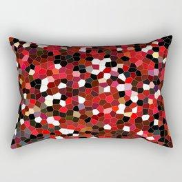 Not Again Man, Pattern Rectangular Pillow