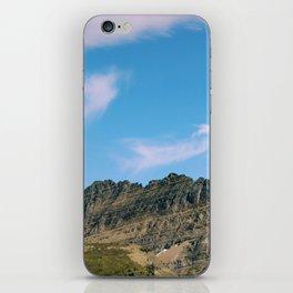 glacier ntl park part 2 iPhone Skin