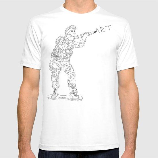 Military Art T-shirt