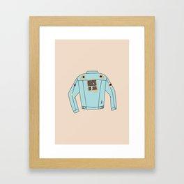 Cool jacket series 4 Framed Art Print