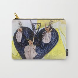 Calling A Spade A Heart Carry-All Pouch