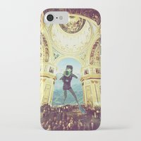 scuba iPhone & iPod Cases featuring scuba by Caroline A