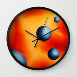 In a Life part 2 Wall Clock
