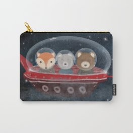 a little space adventure Carry-All Pouch