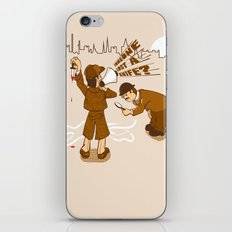 The worst Detective EVER iPhone & iPod Skin